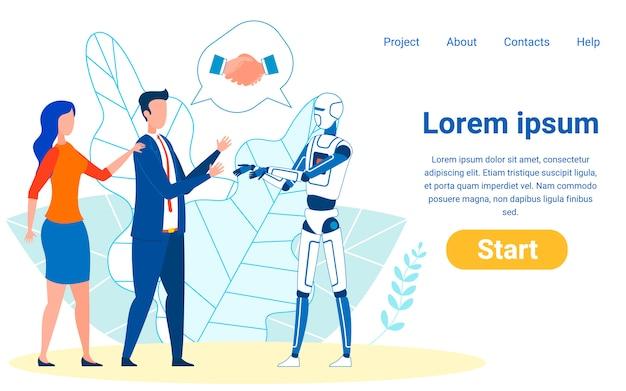 Partenariat avec des machines, algorithmes
