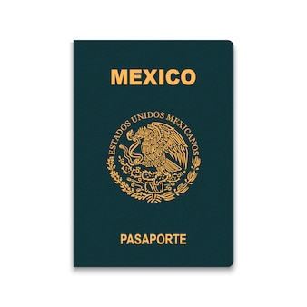 Passeport du mexique