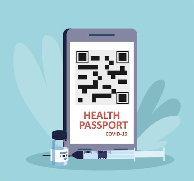 Passeport sanitaire mobile et vaccination