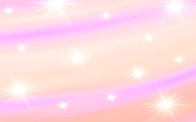 Pastel avec fond mousseux léger