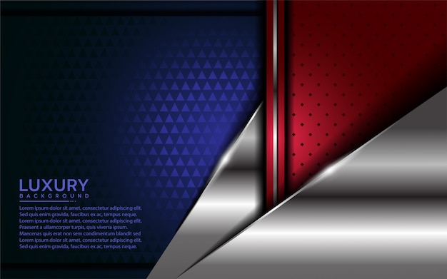 Patriot modern background avec calque de recouvrement