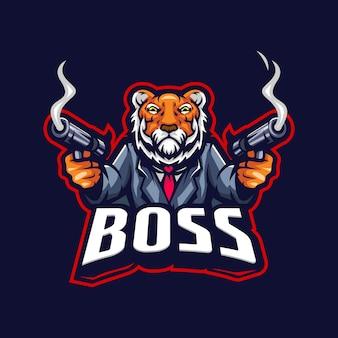 Patron de la mafia du tigre