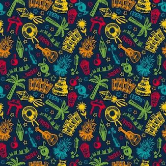 Pattern de festa