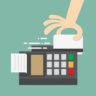 Payer par carte de crédit