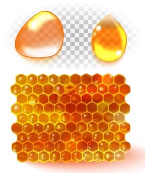 Peigne à miel