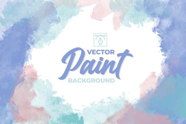 Peindre la conception abstraite de fond de texture
