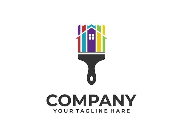 Peindre le logo de la maison