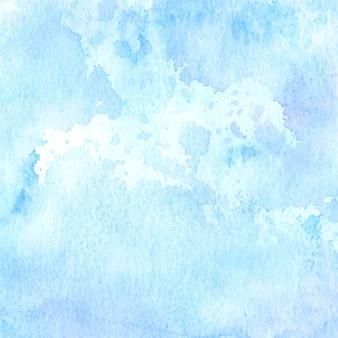 Peint à la main aquarelle abstrait aquarelle