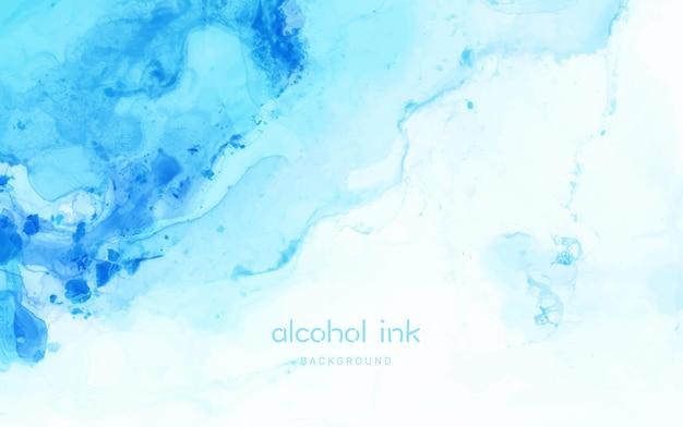 Peinture d'art fluide abstrait de luxe naturel en technique d'encre à l'alcool. art pour le projet de conception comme arrière-plan pour l'invitation ou les cartes de voeux, flyer, affiche, présentation, bannière.