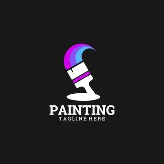 Peinture logo
