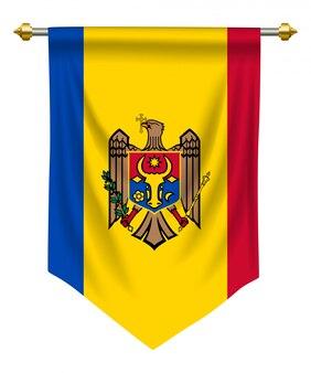 Pennant moldavie