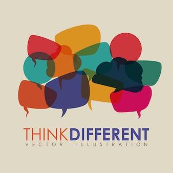 Penser différemment