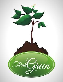 Pensez au design vert