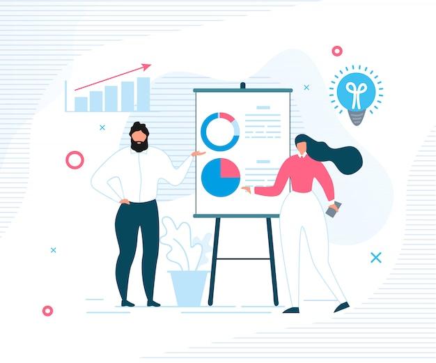People office worker report (statistiques sur les employés)