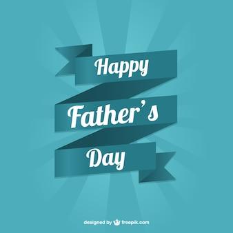 Pères ruban jours
