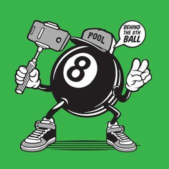 Personnage de la 8ème boule