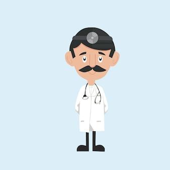 Personnage de docteur