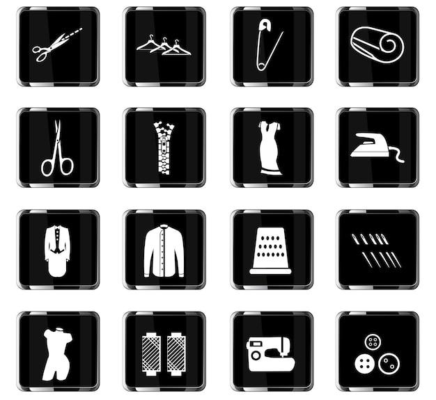 Personnalisation des icônes vectorielles pour la conception de l'interface utilisateur