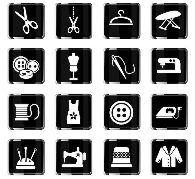Personnalisation des icônes web pour la conception de l'interface utilisateur