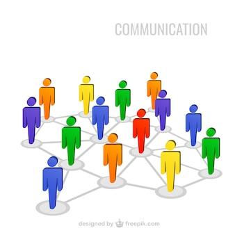 Personnes et de la communication