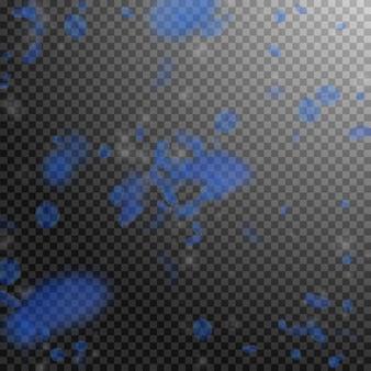 Pétales de fleurs bleu foncé tombant. puissante explosion de fleurs romantiques. pétale volant sur fond carré transparent. amour, notion de romance. faire-part de mariage attrayant.