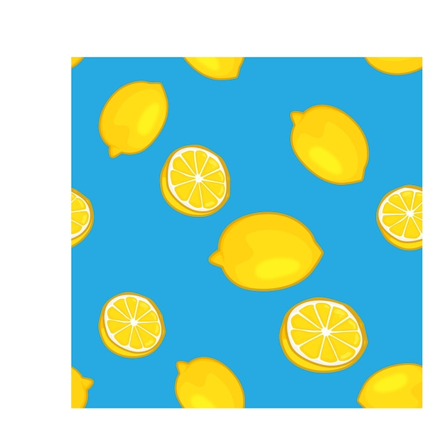 Péther au citron bleu