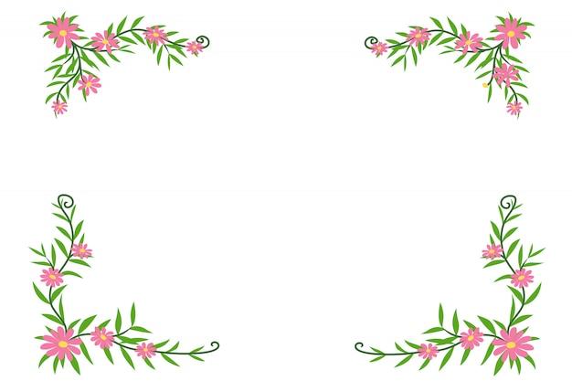 Petit arbuste pour jardin et jungle isolé sur fond blanc