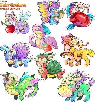 Petits dragons