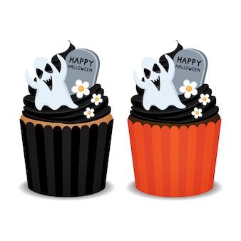 Petits gâteaux d'halloween.