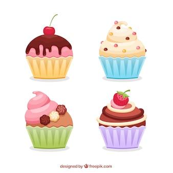 Petits gâteaux savoureux