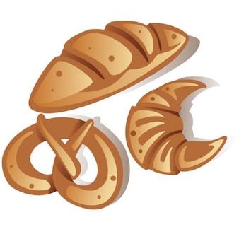 Petits pains et brioches de pain delicius
