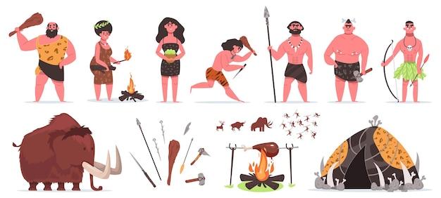 Peuple primitif