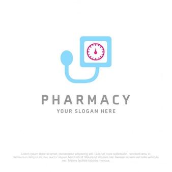 Pharmacie tonomètre logo