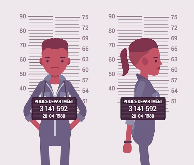 Photo d'une jeune femme noire