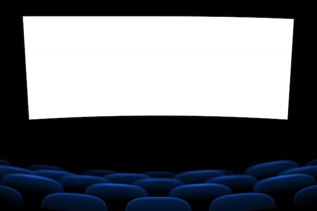 Photo des sièges de cinéma