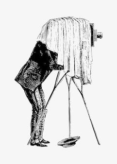 Photographe rétro