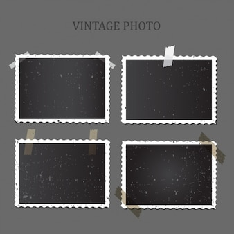 Photos vintage collection