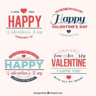 Phrases de jour de valentin