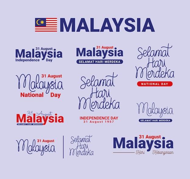 Phrases de merdeka en malaisie