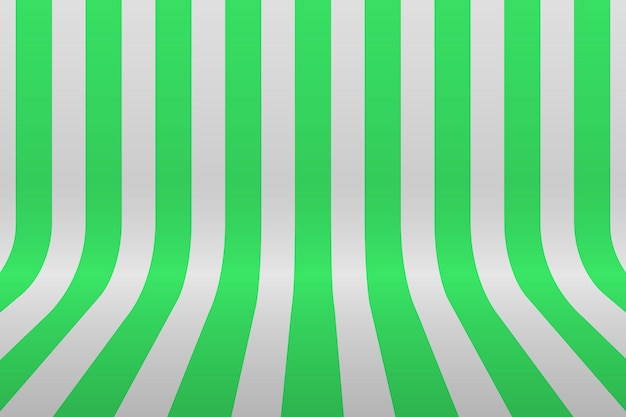 Pièce de bande de ligne de grille de perspective