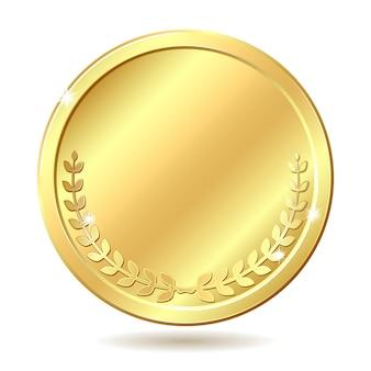 Pièce en or