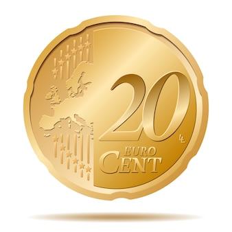 Pièce de vingt euro