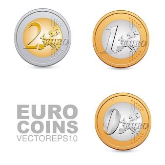 Pièces en euros