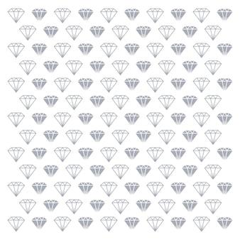 Pierre gemme de diamant
