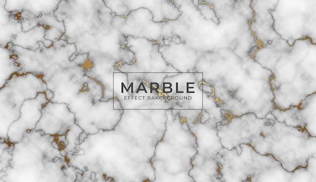 Pierre de marbre blanc de vecteur