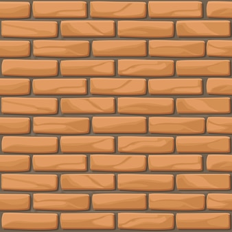 Pierres sans soudure de texture de mur de brique
