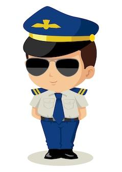 Pilote chibi