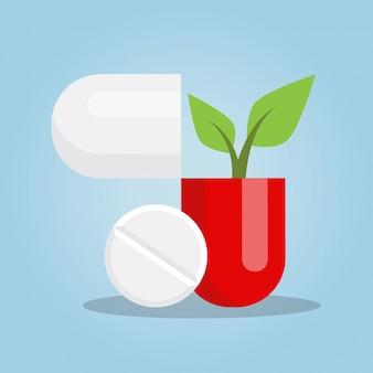 Pilules écologiques