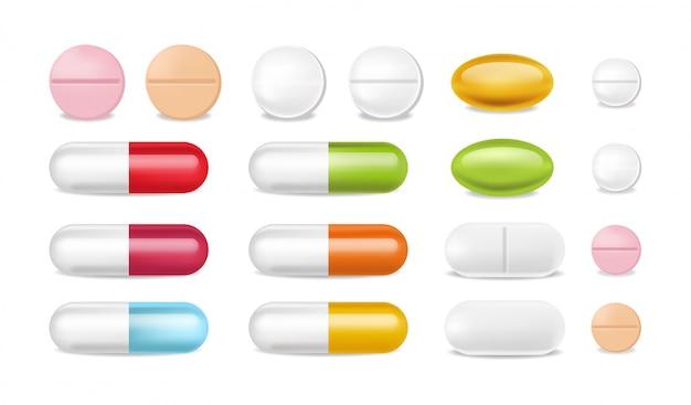 Pilules réalistes.
