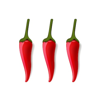Piment chili rouge